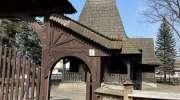 Koronka w kościółku