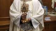 Wprowadzenie relikwii św. Jana Pawła II